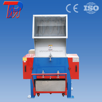 Guangzhou sale single shaft crusher machine for household plastic shredder by CE