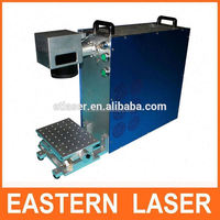 10w/20w equipment used in jewelry for laser marking with fiber laser with 70*70mm/110*110mm/160*160mm marking area
