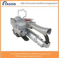 AQD-19 Pneumatic Pet/Plastic Packing Machine
