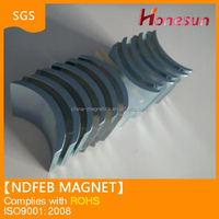 Y30 ferrite magnets good quality with hole