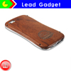 factory direct PC Wood Shockproof Case for iphone 5 Wooden Case For iPhone 5