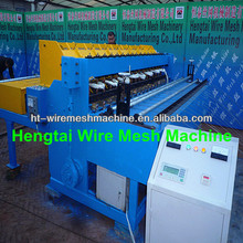 Factory Sale Chicken Cage Manufacturing Machine / Breed Aquatics Row Welded Wire Mesh Machine Alibaba Express