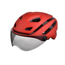 China manufacture new design professional adult bike bicycle helmet road dirt bike safety helmets