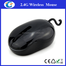2.4ghz wireless optical cat computer mouse