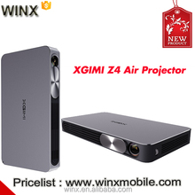 Winx Wholesale Price.XGIMI Z4 Air MINI Portable DLP Projector 1500 lumens support Wifi 3D Home Smart Projector