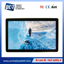 Advertising display 10.1 inch 10 points open frame lcd touch screen usb monitor