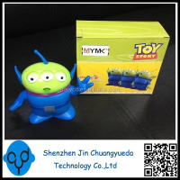 Cute cartoon speaker Toy story Aliens design