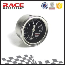 Mparts TUV Certification Racing Fuel Pressure Regulator Gauge