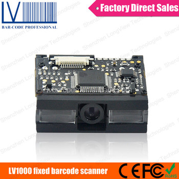 LV1000 1D CCD Auto Handheld Barcodescanner in PDA