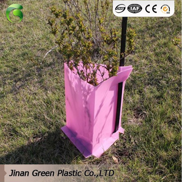 Protect Trees And Plants Corrugated Hollow Plastic PP Sheet PP 4*8 Sheet