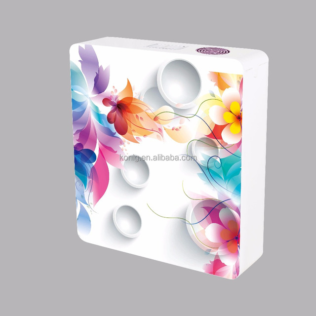 Professional! Brand Sanitary Ware 3D Decoration Panel Plastic Dual flush Toilet WC Water Tanks Cistern