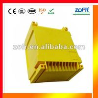 UI potting-type transformer yellow color excellent quality UI39-115