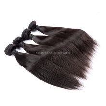 On Sale Brazlian virgin hair straight 3 bundles top quality straight weave human wigs