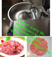 soybean and meat bowl cutter/meat bowl cutter/cut mixer