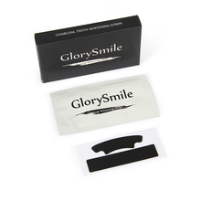 New Arrival -- The Improved Natural Formula Activated Carbon Tooth Bleaching Gel Strips for Teeth Whitening