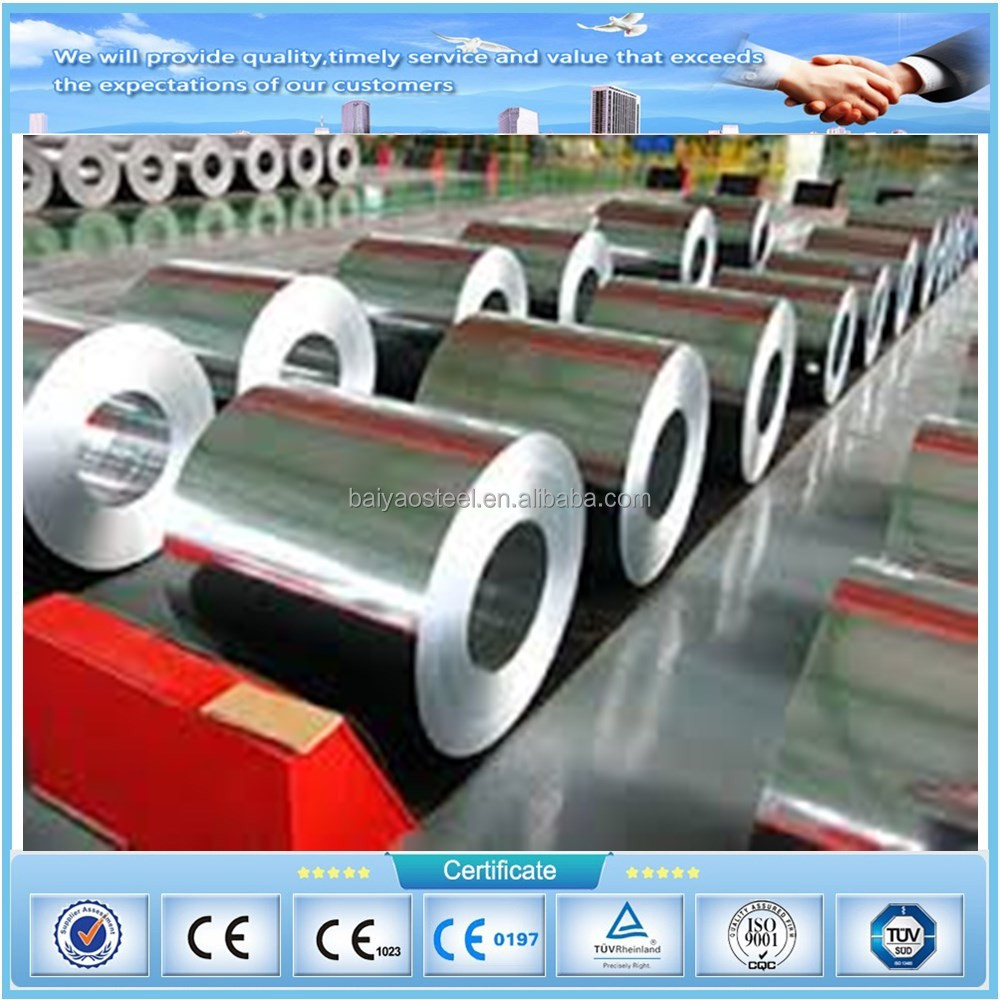 Steel Coil Type and building material,electrical appliance,etc.,transportation industry Application hot dipped galvanized