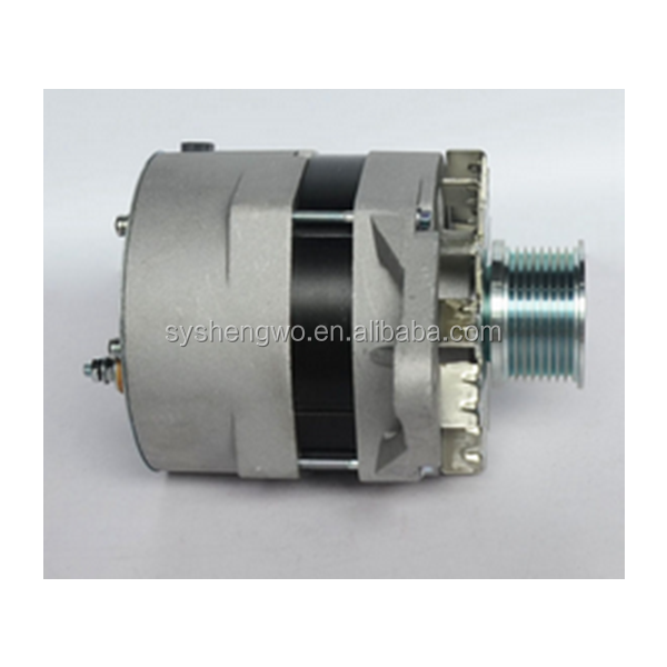 Heavy duty truck parts ,6CT diesel engine alternator generator, JFZ2411 C3415351 alternator