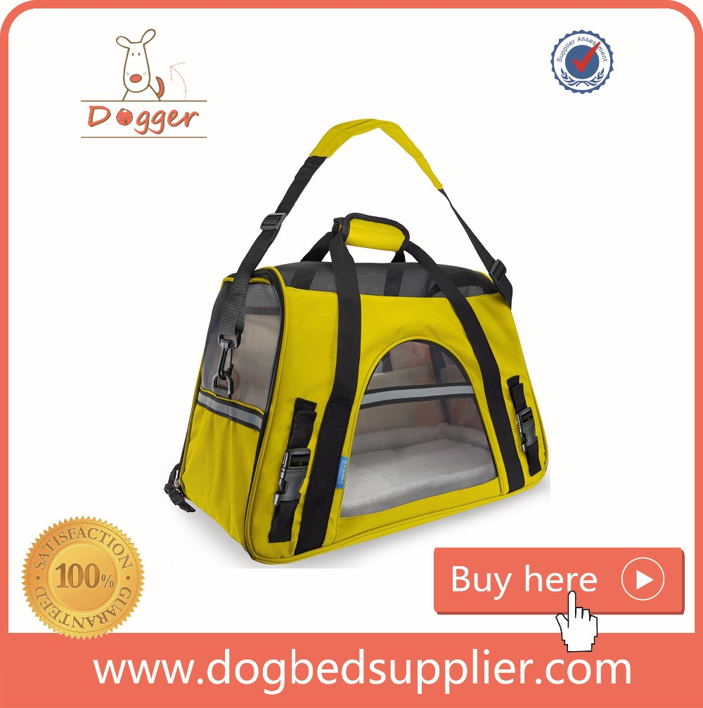 Waterproof Durable Fabric Pet Transport Bag