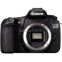 Canon EOS 60D Digital SLR Camera Body DGS Dropship-Shortage