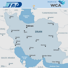 Safe and Qucik air freight forwarder from China shipping agency to Iran