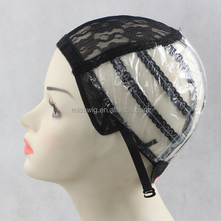 XD-19 Wholesale Cheap Wig Base Caps Black Wig Making Caps