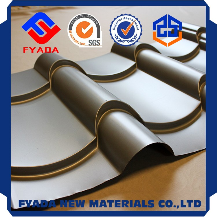 Good quality galvanized steel corrugated roof tile sheet