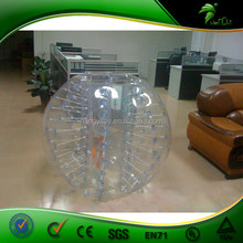 Popular Outdoor Sports Toy Large Inflatable Bumper Ball For Kids And Adult