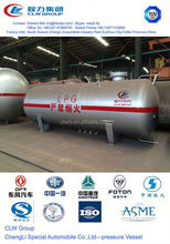 liquid petrol gas storage tank