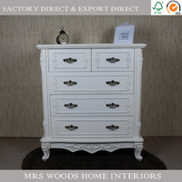 bedroom furniture wooden chest of drawers classic