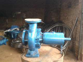 Hot Oil S.S Circulation Pump