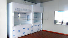 cheap price Laboratory Furniture Fume Hood With Sink Chamber Fumehood