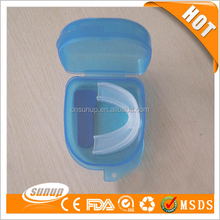 To Anti Snoring and Sleep Better stop snoring anti snore soft silicone mouthpiece