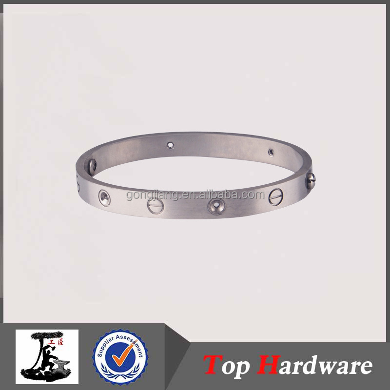 High precision iron ring famous brand jewelry couples rings with crystal