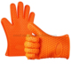 Perfect Barbecue Grilling Glove Heat Resistant Silicone BBQ Grill Oven Gloves