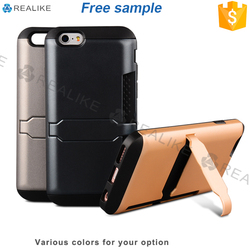 NEW arrival 2 in 1 kickstand card slot phone cover for samsung galaxy j7