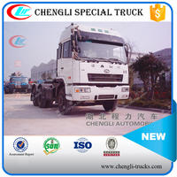 CAMC 6*4 350hp Diesel 35000kg Terminal Container Tractor Truck