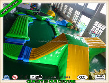 2016 Commercial Use Inflatable Water Sports Floating Water aqua Park Games for playing