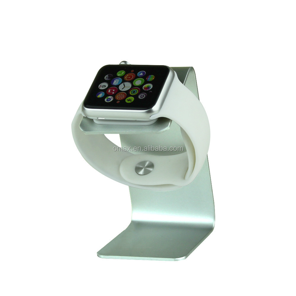 factory price new hot selling !! Colorful Charging Stand Dock Station Holder For Apple Watch