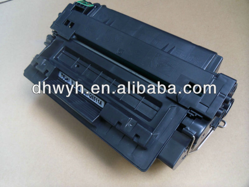 Compatible for HP 6511A Toner Cartridge Q6511A Toner 6511
