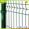 Made in China short metal garden fence/PVC coated metal small garden fencing/short metal garden fence