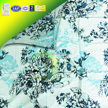 Jacquard Floral Type Pattern Mattress Fabric of Polyester Material