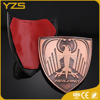 factory supply ODM custom car logo emblem