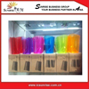 2 in 1 Plastic Water Drinking Glass/New Design Promotional Drinking Glass
