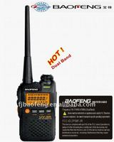 FCC,CE,RoHs approved baofeng UV-3R dual band walkie talkie