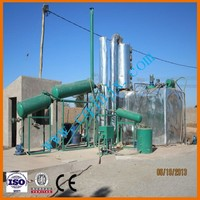 JNC ship sludge oil recycling system/refinery/machine/equipment/device