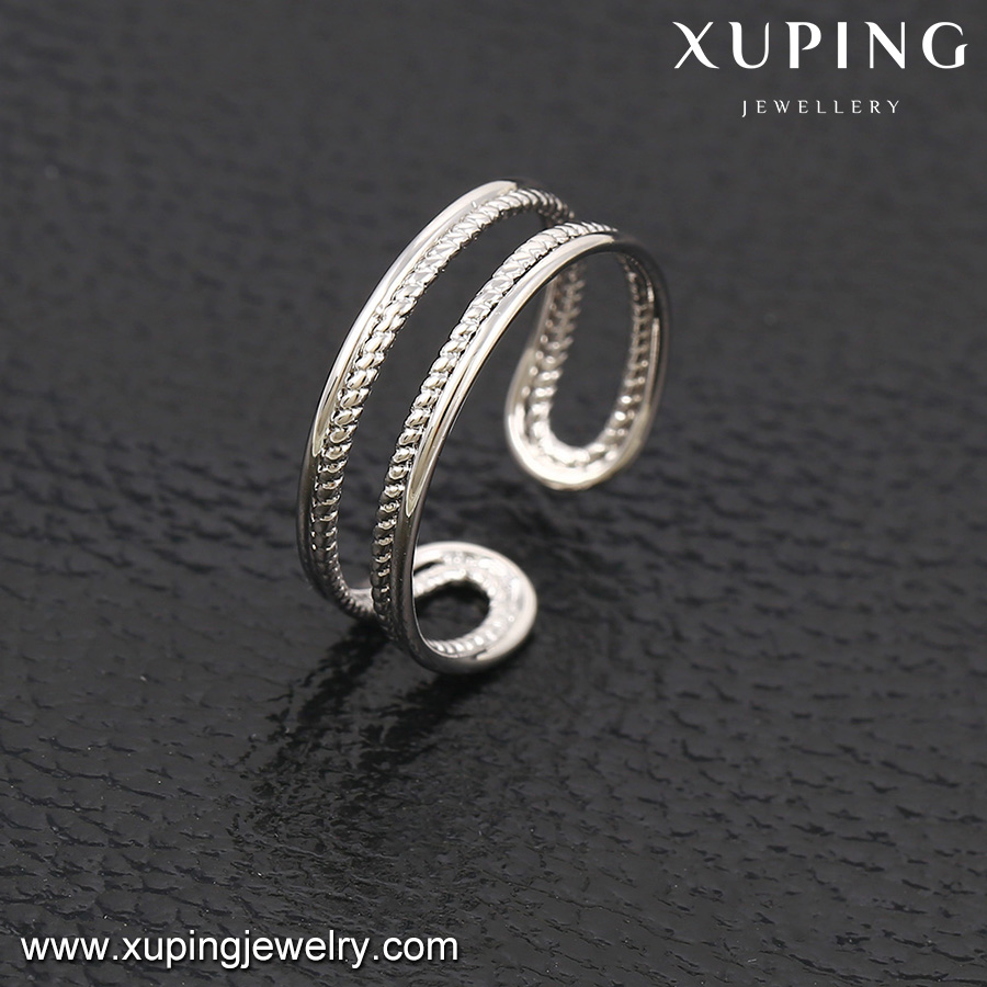 13786-wholesale high quality fashion jewelry girls finger open rings
