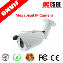 ACESEE high quality led array fixed outdoor hikvision 3mp ip camera
