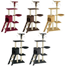 Wholesale Sisal Rope Cat Tree, High Quality Cat Tree Kursaal For Cat
