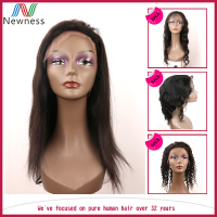 Human Hair Full Lace Wig for White Women Human Hair