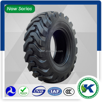China 2015 Wheel Loader Solid Skid Steer Tires 10-16.5